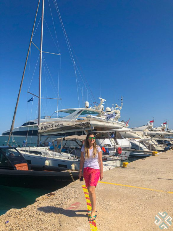 Yacht Charter Greece: Our Sailing Experience in the Saronic Islands