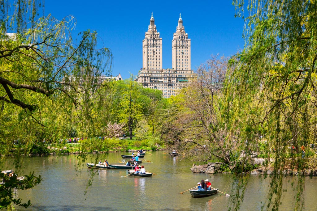 Top things to do in Central Park New York City